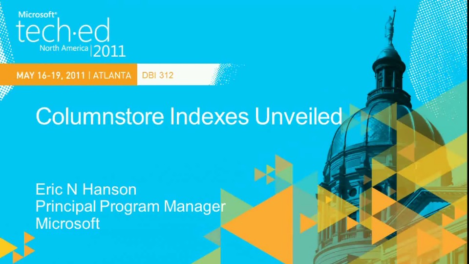 Columnstore Indexes Unveiled