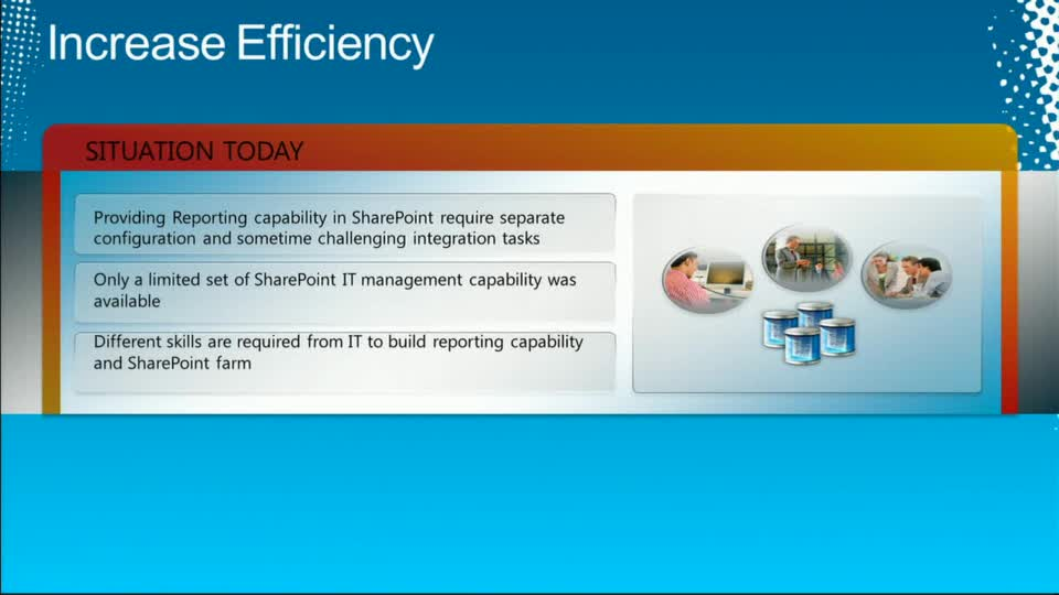 Integrating Microsoft SQL Server Reporting Services with Microsoft SharePoint Technologies