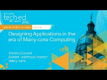 Designing Applications in the Era of Many-Core Computing