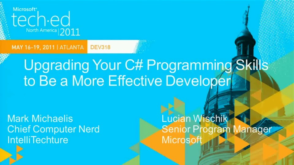 Upgrading Your C# Programming Skills to Be a More Effective Developer