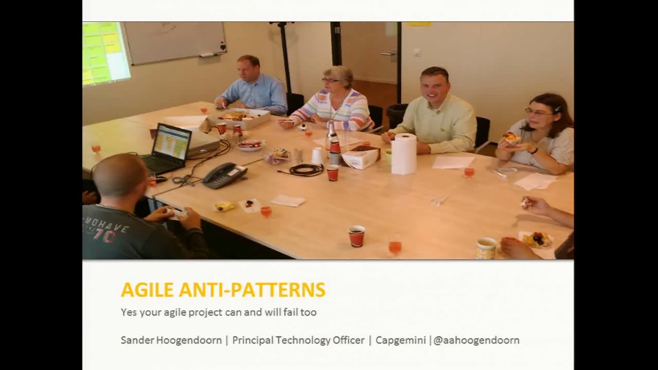 Agile Anti-Patterns!