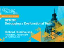 Debugging a Dysfunctional Team