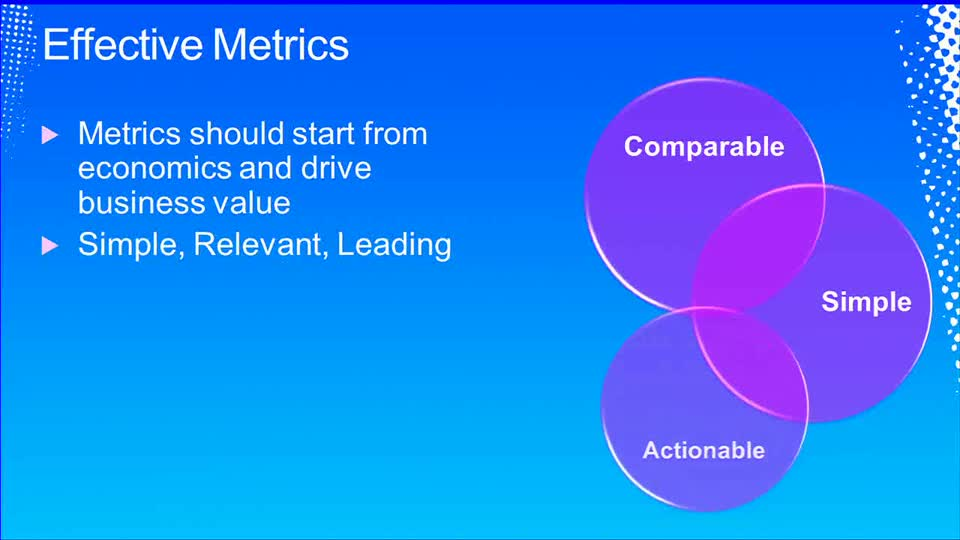 Metrics That Matter: Improving Lean and Agile,Kanban and Scrum