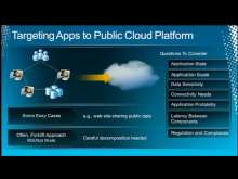 Combining Public and Private Clouds into Useful Hybrids