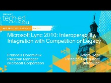 Microsoft Lync 2010: Interoperability, Integration with Competition or Legacy