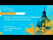 Hyper-V Cloud Fast Track: A Reference Architecture for Private Cloud