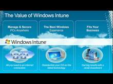 Windows Intune: PC Management with Cloud Services and Windows 7