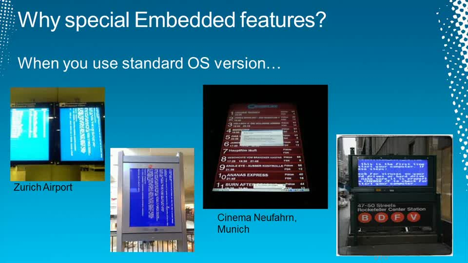 Windows Embedded Standard 7 in Disguise!