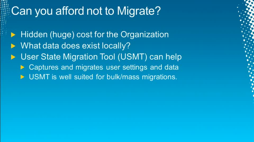 A Geek's Guide to Windows User State Migration Tool (USMT) 4.0