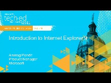 Introduction to Internet Explorer 9 for IT Pros