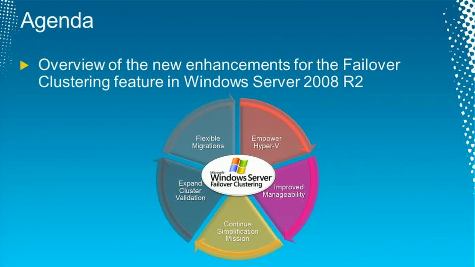 Failover Clustering in 2008 R2: What's New in the Top High-Availability Solution